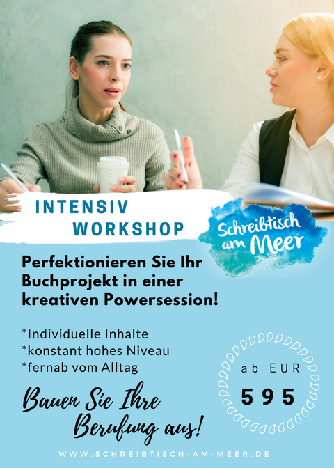 Unser Angebot: Intensiv Workshop